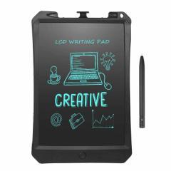 【送料無料】電子パッド 電子メモ デジタルメモ 11インチLCD画板 スマートノート ペン付き ワンタッチ消去 お子様のお絵かきなどに適用