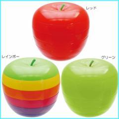 プレート|メラミン|りんご|皿セット|アップル プレートセット(L)