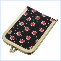 ソーイングセット 携帯 裁縫セット かわいい 裁縫箱 ソーイングボックス MARY ミニソーイングセット BLACK