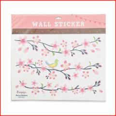ウォールステッカー はがせる 木 桜 子供部屋 壁紙 シール ウォールステッカー (SS)  ブロッサムリーブス