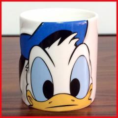 ディズニー ドナルド マグカップ 食器 フェイスマグ ドナルドダック