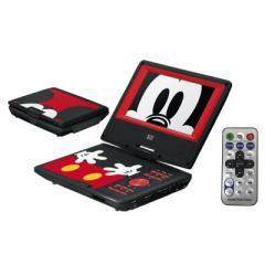 記念品・快気・御祝・内祝などギフト好適品 7インチポータブルDVDプレイヤー ミッキーマウス PDVD-V07MM