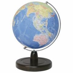 記念品・快気・御祝・内祝などギフト好適品 地球儀(行政図)・国旗付き世界地図付 21-GAX-F