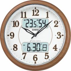 カシオ 電波掛時計  ITM‐900FLJ‐5JF