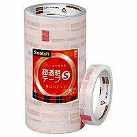 スコッチ・3M スコッチ チョウトウメイテープS 18MM BK-18N