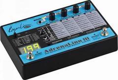 Roger Linn ロジャー・リン ビートシンクフィルターFX+アンプモデリング+ドラムボックス AdrenaLinn III 【国内正規輸入品】
