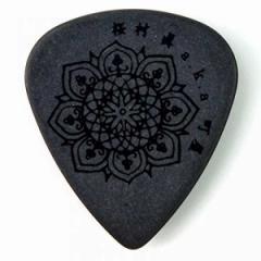 Sago New Material Guitars(サゴ ニューマテリアル ギターズ) 和楽器バンド/桜村眞(... ール ブラック 0.8mm ピック 20枚セット