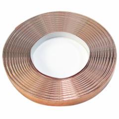 銅 箔 テープ 大ボリューム50メートル 幅10mm 長さ50m 厚さ0.065mm ベラ付ctr-722【1〜2日発送】