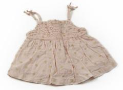 【ギャップ/GAP】タンクトップ&キャミソール 70サイズ 女の子【USED子供服・ベビー服】(46404)
