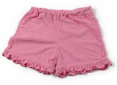 【メゾピアノ/mezzo piano】ショートパンツ 130サイズ 女の子【USED子供服・ベビー服】(46632)