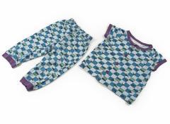 【アンパサンド/ampersand】パジャマ 90サイズ 男の子【USED子供服・ベビー服】(47010)