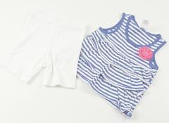 【カーターズ/Carters】上下セット 80サイズ 女の子【USED子供服・ベビー服】(48534)