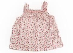 【エイチアンドエム/H&M】タンクトップ・キャミソール 70サイズ 女の子【USED子供服・ベビー服】(54605)