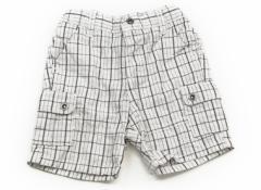 【シリリュス/CYRILLUS】ショートパンツ 70サイズ 男の子【USED子供服・ベビー服】(54913)