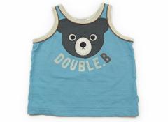 【ダブルB/Double B】タンクトップ・キャミソール 70サイズ 男の子【USED子供服・ベビー服】(56641)
