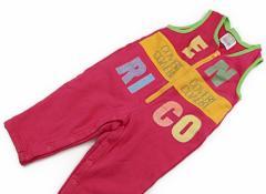 【国内ブランド/Domestic】カバーオール 90サイズ 女の子【USED子供服・ベビー服】(59473)