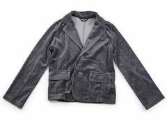 【コムサイズム/COMME CA ISM】ジャケット・ブレザー 120サイズ 女の子【USED子供服・ベビー服】(59660)