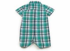 【ジンボリー/Gymboree】カバーオール 90サイズ 男の子【USED子供服・ベビー服】(60675)
