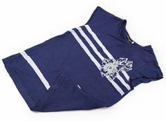 【べべ/BeBe】Tシャツ・カットソー 150サイズ 女の子【USED子供服・ベビー服】(62247)