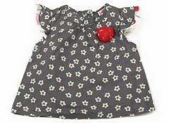 【ベビーネイ/BABY NAY】Tシャツ・カットソー 70サイズ 女の子【USED子供服・ベビー服】(62279)