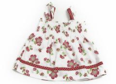 【ペネロペ/Penelope】タンクトップ・キャミソール 70サイズ 女の子【USED子供服・ベビー服】(64482)