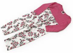 【ティー/Tea/Tea Collction】カバーオール 90サイズ 女の子【USED子供服・ベビー服】(64635)