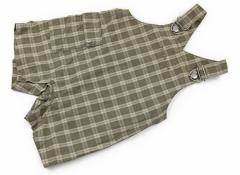 【べべ/BeBe】カバーオール 90サイズ 男の子【USED子供服・ベビー服】(65107)