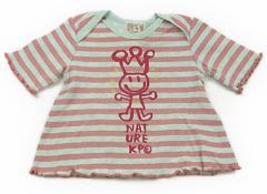 【ニットプランナー(KP)/Knit Planner(KP)】Tシャツ・カットソー 70サイズ 女の子【USED子供服・ベビー服】(65143)