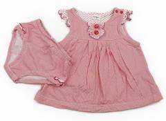 【コンビミニ/Combimini】上下セット 80サイズ 女の子【USED子供服・ベビー服】(65601)