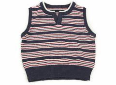 【コムサイズム/COMME CA ISM】ベスト 80サイズ 女の子【USED子供服・ベビー服】(67280)