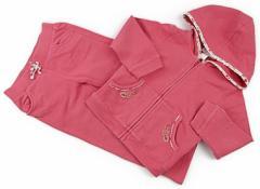 【ジャニー&ジャック/Janie & Jack】上下セット 100サイズ 女の子【USED子供服・ベビー服】(67580)