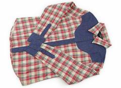 【国内ブランド/Domestic】シャツ・ブラウス 150サイズ 女の子【USED子供服・ベビー服】(67946)