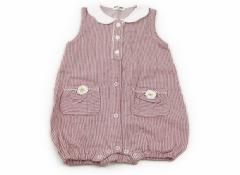 【ニットプランナー(KP)/Knit Planner(KP)】カバーオール 90サイズ 女の子【USED子供服・ベビー服】(68474)