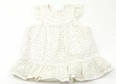 【コンビミニ/Combimini】タンクトップ・キャミソール 50サイズ 女の子【USED子供服・ベビー服】(69414)