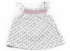 【カーターズ/Carters】タンクトップ・キャミソール 70サイズ 女の子【USED子供服・ベビー服】(70230)