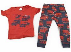 【カーターズ/Carters】パジャマ 80サイズ 男の子【USED子供服・ベビー服】(70626)