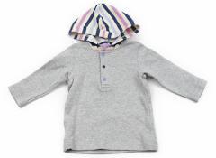 【コンビミニ/Combimini】パーカー 70サイズ 女の子【USED子供服・ベビー服】(70976)