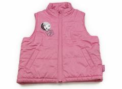 【バービー/Barbie】ベスト 120サイズ 女の子【USED子供服・ベビー服】(71250)