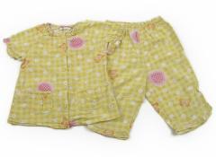 【ミキハウス/miki HOUSE】パジャマ 90サイズ 男の子【USED子供服・ベビー服】(71483)