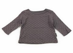 【アンナニコラ/Anna Nicola】Tシャツ・カットソー 70サイズ 女の子【USED子供服・ベビー服】(71650)