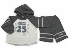 【パップ/Papp】上下セット 90サイズ 男の子【USED子供服・ベビー服】(71848)