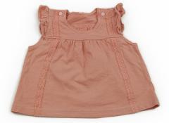 【コンビミニ/Combimini】タンクトップ・キャミソール 70サイズ 女の子【USED子供服・ベビー服】(71908)