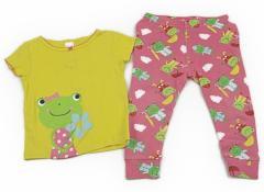 【カーターズ/Carters】パジャマ 90サイズ 女の子【USED子供服・ベビー服】(72036)