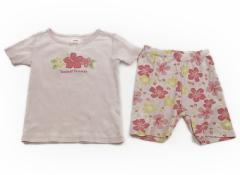 【ジンボリー/Gymboree】パジャマ 120サイズ 女の子【USED子供服・ベビー服】(73231)