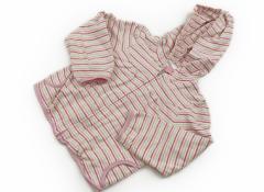 【ジンボリー/Gymboree】パーカー 120サイズ 女の子【USED子供服・ベビー服】(73281)
