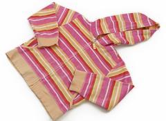 【ジンボリー/Gymboree】パーカー 120サイズ 女の子【USED子供服・ベビー服】(73293)