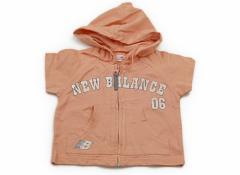 【ニューバランス/New Balance】パーカー 70サイズ 女の子【USED子供服・ベビー服】(73704)