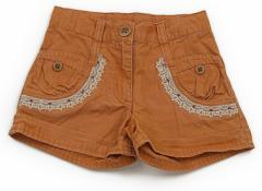 【ジンボリー/Gymboree】ショートパンツ 120サイズ 女の子【USED子供服・ベビー服】(73749)