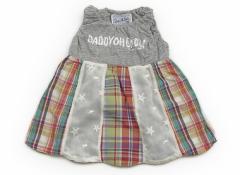 【ダディーオーダディー/Daddy Oh Daddy】ワンピース 70サイズ 女の子【USED子供服・ベビー服】(73850)