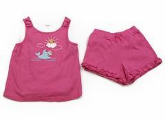 【ジンボリー/Gymboree】上下セット 110サイズ 女の子【USED子供服・ベビー服】(74238)